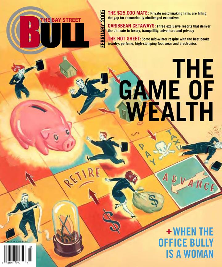 The Bay Street Bull