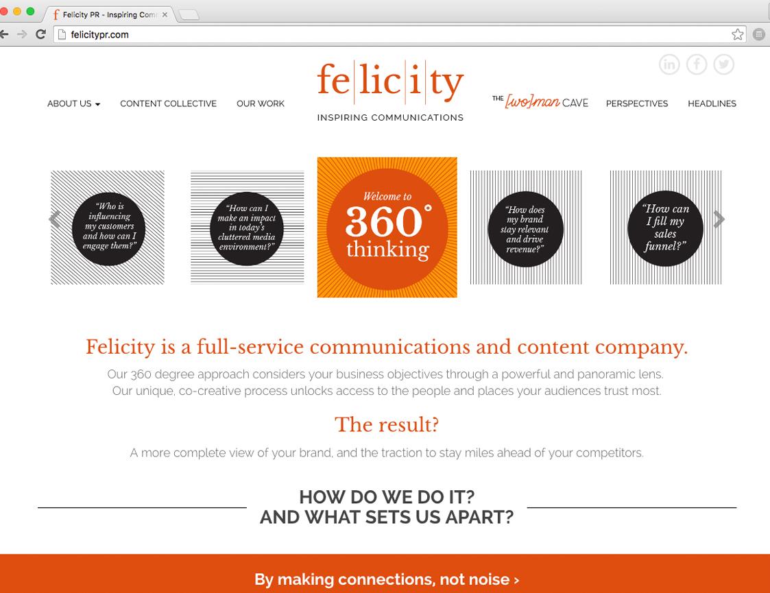 Felicity PR